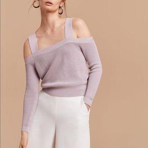 Aritzia Lilac Sweater